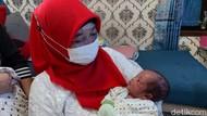 Bayi Lak-laki Ditemukan Depan Kontrakan Warga Cimahi, Ortunya Tulis Wasiat