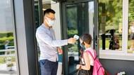 Penularan COVID-19 Meningkat di Sekolah yang Guru-Muridnya Tak Pakai Masker