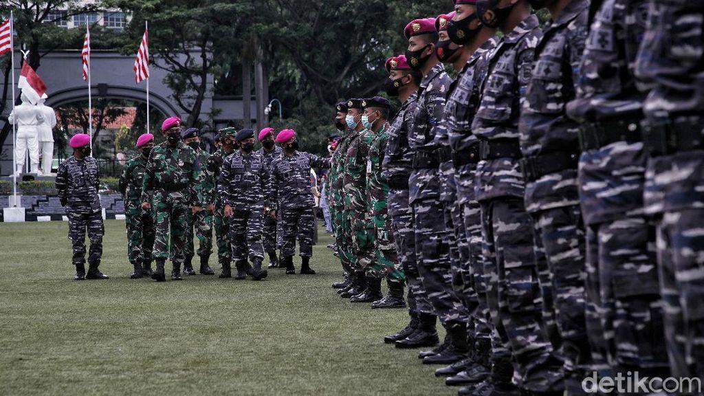 Ratusan Nakes TNI AL Dikerahkan untuk Serbuan Vaksin Maritim
