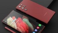 Inikah Wujud Samsung Galaxy S22 Ultra?