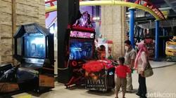 Potret Anak-anak yang Boleh Bermain Lagi di Mall