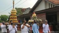Melihat Tradisi Ampyang Maulid di Kudus yang Digelar Sederhana