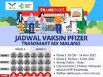 MUI Kota Malang Yakinkan Vaksin Pfizer Aman