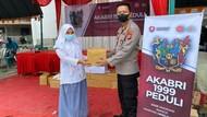 Vaksinasi Corona Masih Rendah, Polisi di Aceh Jemput Bola ke Kampung Warga