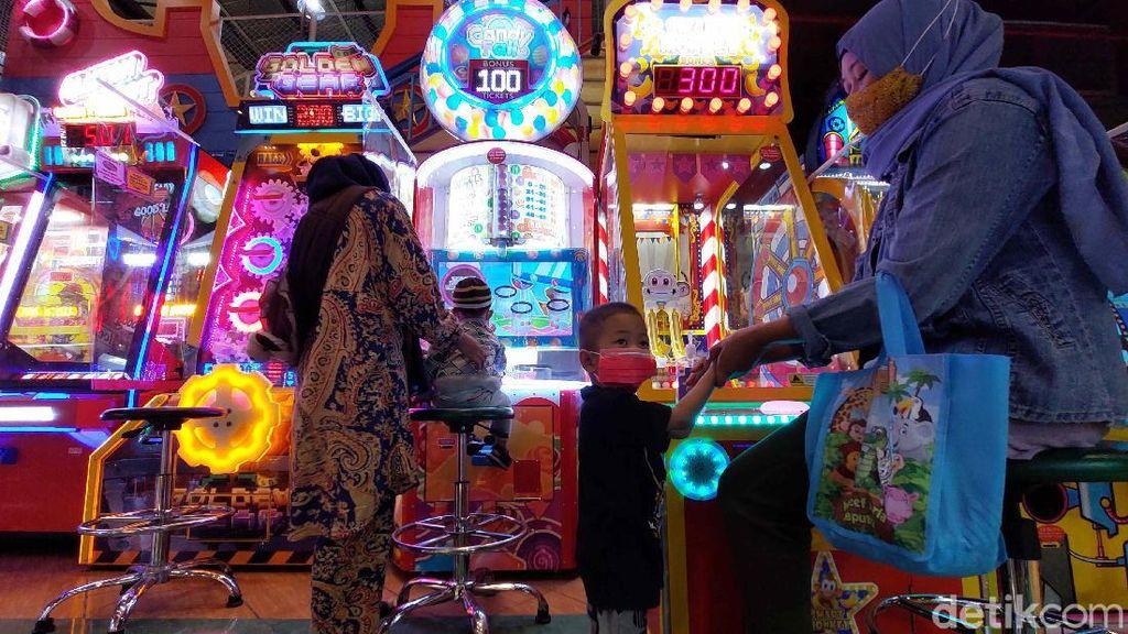Horee, Anak-anak Sudah Bisa Menikmati Arena Permainan di Mal
