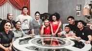Indahnya Kebersamaan! Aurel Hermansyah Ngumpul Bareng KD dan Raul Lemos