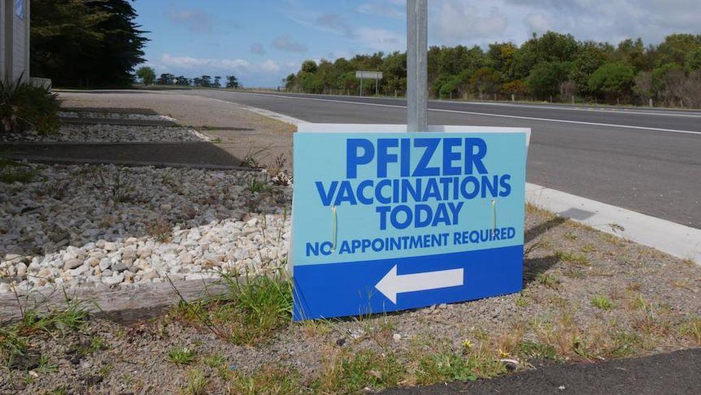 Australia Mencapai 70 Persen Vaksinasi Penuh COVID-19