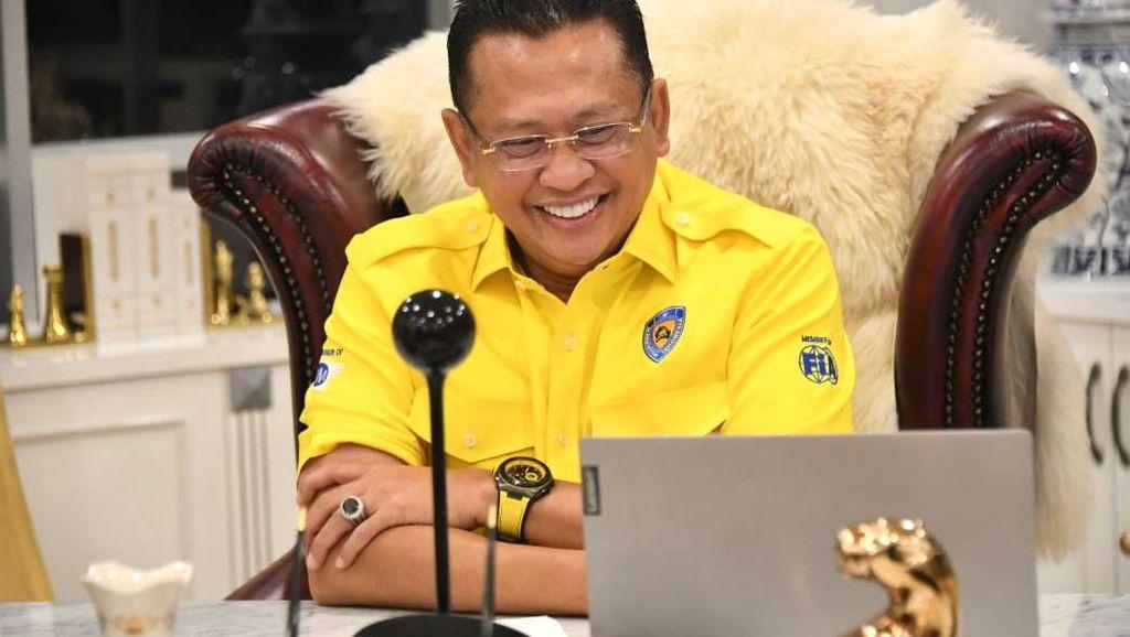 Bamsoet Bicara soal Torehan-Prestasi Komite Nasional Pemuda Indonesia