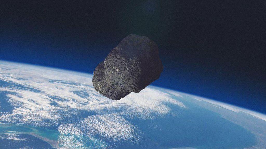 Asteroid Diameter 160 Meter, Lebih Besar dari Piramida Giza Melintas Dekat Bumi