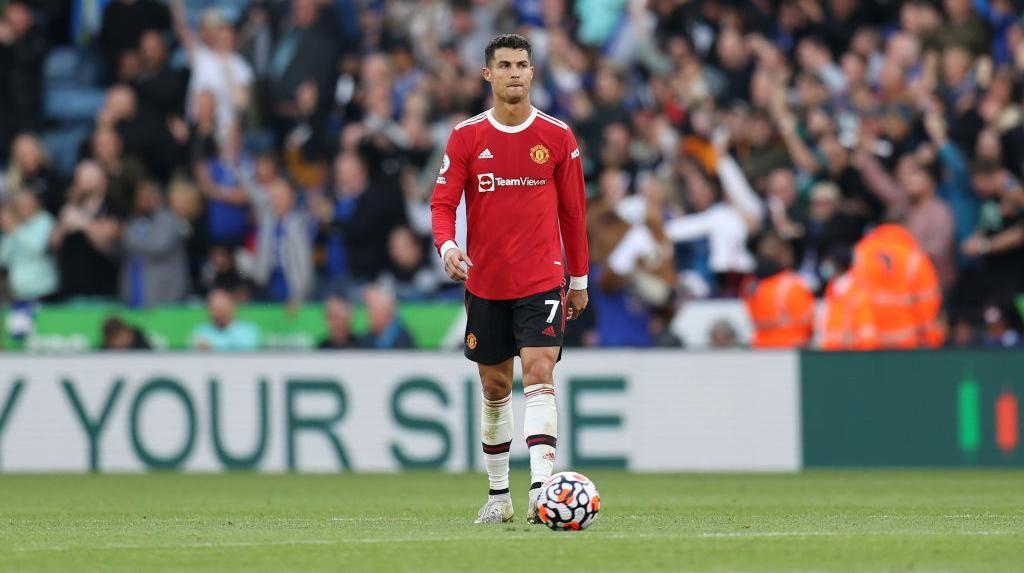 Cristiano Ronaldo Lagi Sial?