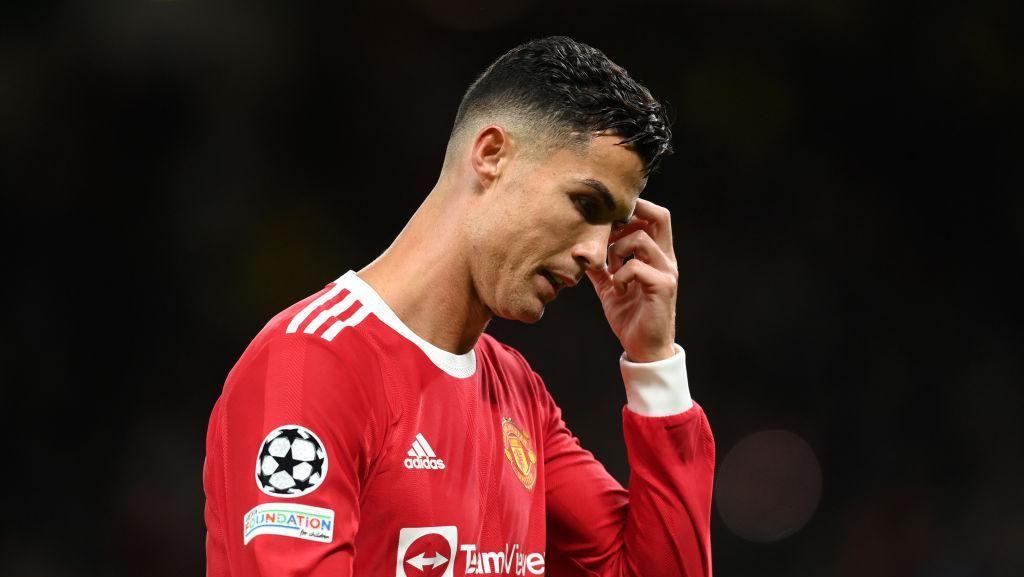 MU Vs Atalanta: Cristiano Ronaldo Dibayangi Catatan Buruk