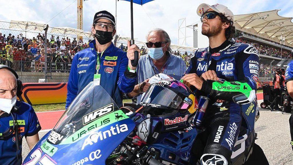 Duh, Seorang Mekanik MotoGP Dipecat karena Palsukan Hasil PCR Test