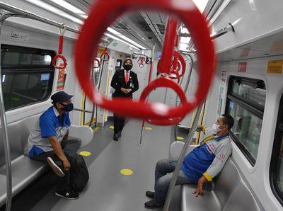 Asyik, Kini Tarif LRT Jakarta Terintegrasi Antarmoda