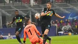 Babak I Selesai, Inter Ungguli Sheriff 1-0