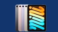 Spesifikasi dan Harga Terbaru iPad Mini 6