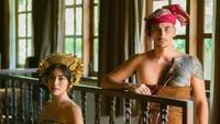 Menikah dengan Jessica Iskandar, Vincent Verhaag Menangis