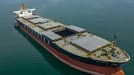 Ini Dia MV Amanah Morowali, Kapal Pengangkut Barang Curah Terbesar