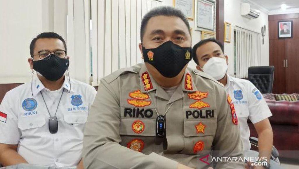 Keroyok Anggota TNI AU, 5 Orang di Medan Ditangkap
