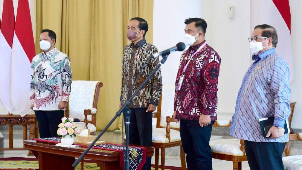 Jokowi Minta Perdagangan Antardaerah dan Pulau Diperkuat