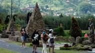 Wow! Kunjungan Wisatawan di Ulun Danu Beratan Bali Meningkat