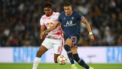 PSG vs RB Leipzig 1-1 di Babak Pertama