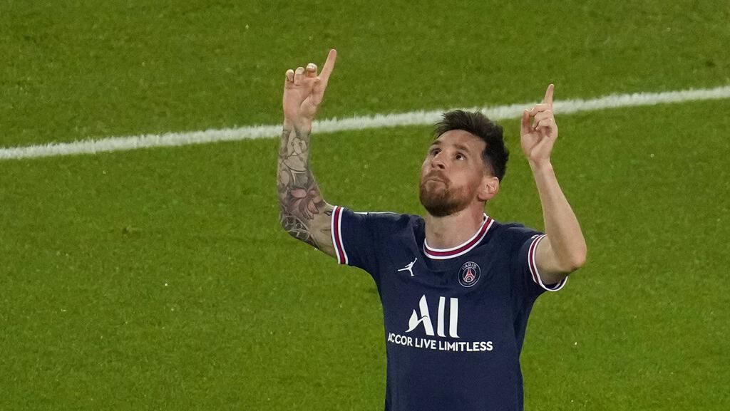 Messi Samai Catatan Rekor Liga Champions Ronaldo Ini