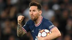 Top Skor Liga Champions Sementara: Messi Perlahan Naik