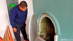 Ada Lorong Bawah Tanah yang Penuh Misteri di Kodim Banyuwangi