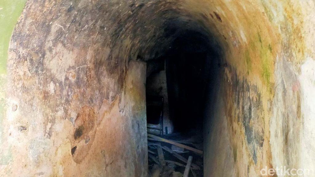 Lorong Bawah Tanah di Kodim Banyuwangi yang Masih Menyisakan Misteri