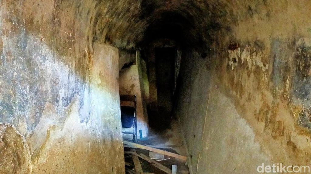 Cerita Mistis soal Lorong Bawah Tanah Penuh Misteri di Kodim Banyuwangi