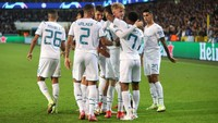 Liga Champions: Manchester City Ngamuk, Hajar Club Brugge 5-1