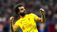 Mo Salah Kini Top Skor Liverpool Sepanjang Masa di Liga Champions
