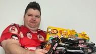 Nikocado Avocado, YouTuber Mukbang yang Dikecam karena Obesitas