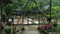 Foto: Pemandian Air Panas Ciparay di Bogor