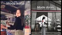 Penjual Es Boba di Kendal Ini Viral Gegara Gaya Kerennya Saat Jalan-jalan