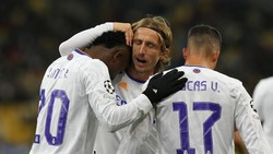 Hasil Liga Champions Tadi Malam: Madrid-City Pesta Gol, Milan Keok