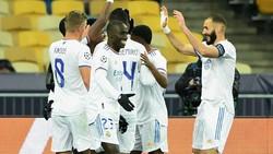 Shakhtar Vs Real Madrid: Los Blancos Pesta Gol 5-0