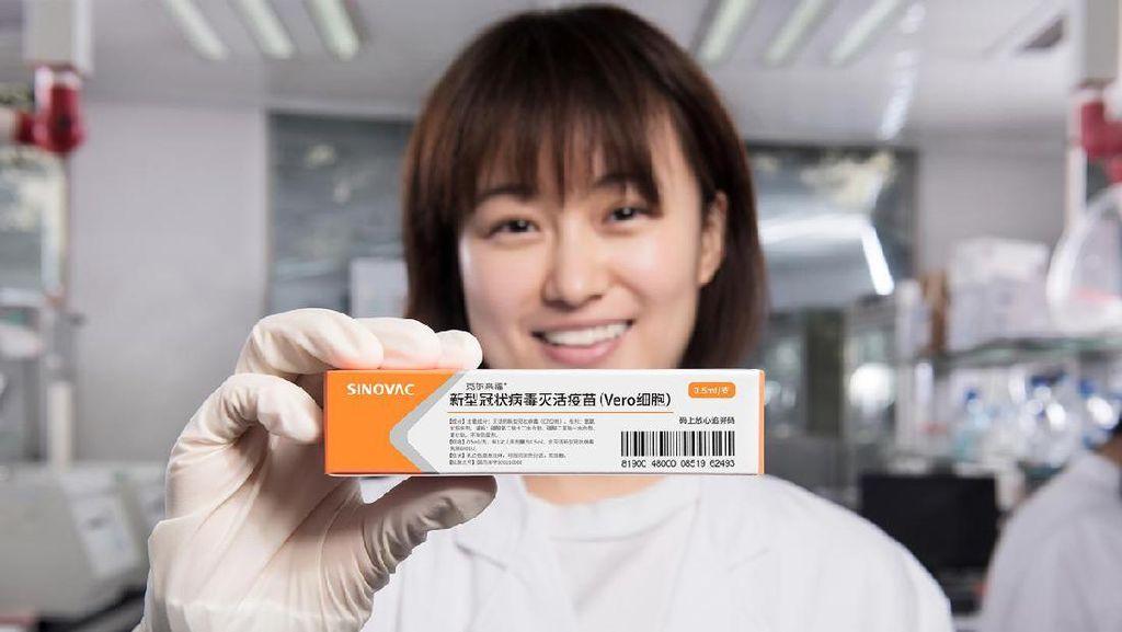 Sinovac Jadi Incaran Warga Singapura untuk Vaksinasi Booster