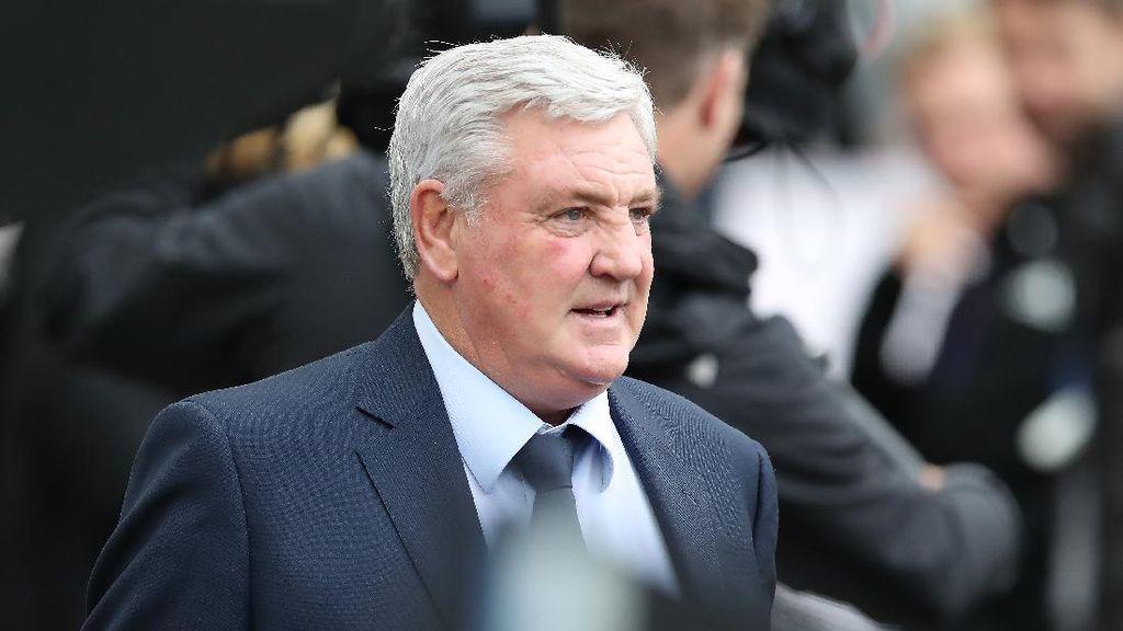 Resmi! Newcastle United Pecat Steve Bruce