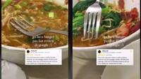 Tak Sadar Makan Mie Babi sampai Habis, Begini Reaksi Pria Muslim Ini