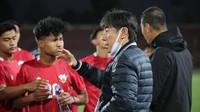 Timnas U-23 Kalahkan Tajikistan, Shin Tae-yong Belum Puas