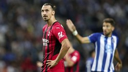 Ibrahimovic: AC Milan Belum Menyerah di Liga Champions!