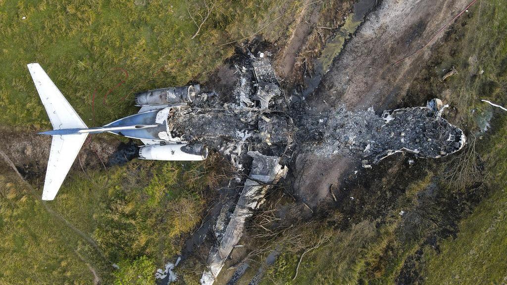 21 Orang Selamat Usai Pesawat Gagal Lepas Landas di AS