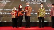 Bank Jateng Raih 2 Penghargaan di Tempo Financial Award 2021