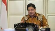 Airlangga: Penurunan COVID-19 di Luar Jawa-Bali Signifikan Sampai 97%