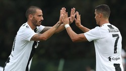 Bonucci: Setelah Ronaldo Pergi, Juventus Kini ...