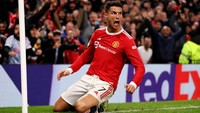 Madame Tussauds Pajang Patung Cristiano Ronaldo, tapi Kok Pakai Jersey Juventus?
