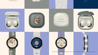 Ini Harga Galaxy Watch 4 dan Buds 2 Maison Kitsuné di Indonesia