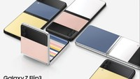 Samsung Galaxy Z Flip 3 Bespoke Edition Tampil Lebih Trendi