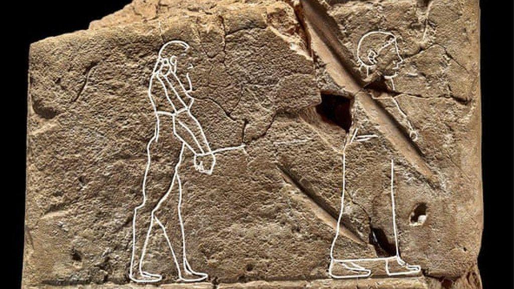 Gambar Hantu Tertua di Dunia Ditemukan di Keping Tanah Liat 3.500 Tahun